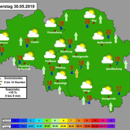 Wetter Hildesheim